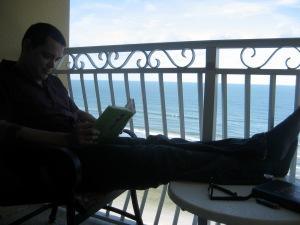 Reading in Daytona