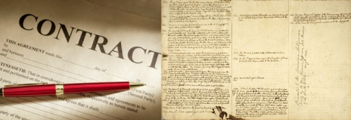 contract vs treaty