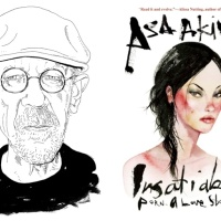 "Elmore Leonard's 10 Rules of Writing vs Asa Akira's ""Insatiable: Porn - a Love Story"""