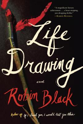 Robin Black Life Drawing
