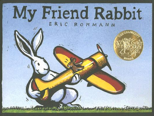 eric rohmann my friend rabbit