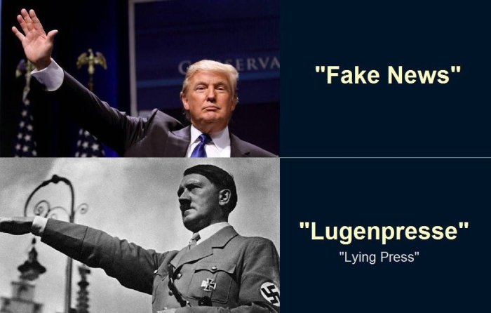 fake news lugenpresse
