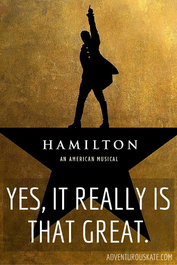 Hamilton really is that great