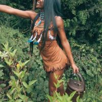 #NativeTwitter vs. #BlackTwitter: Chocolate Pocahontas